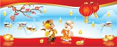 Greating Card - Chinese New Year