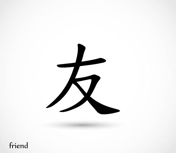 Royalty Free Japanese Word For Beautiful Clip Art Vector Images