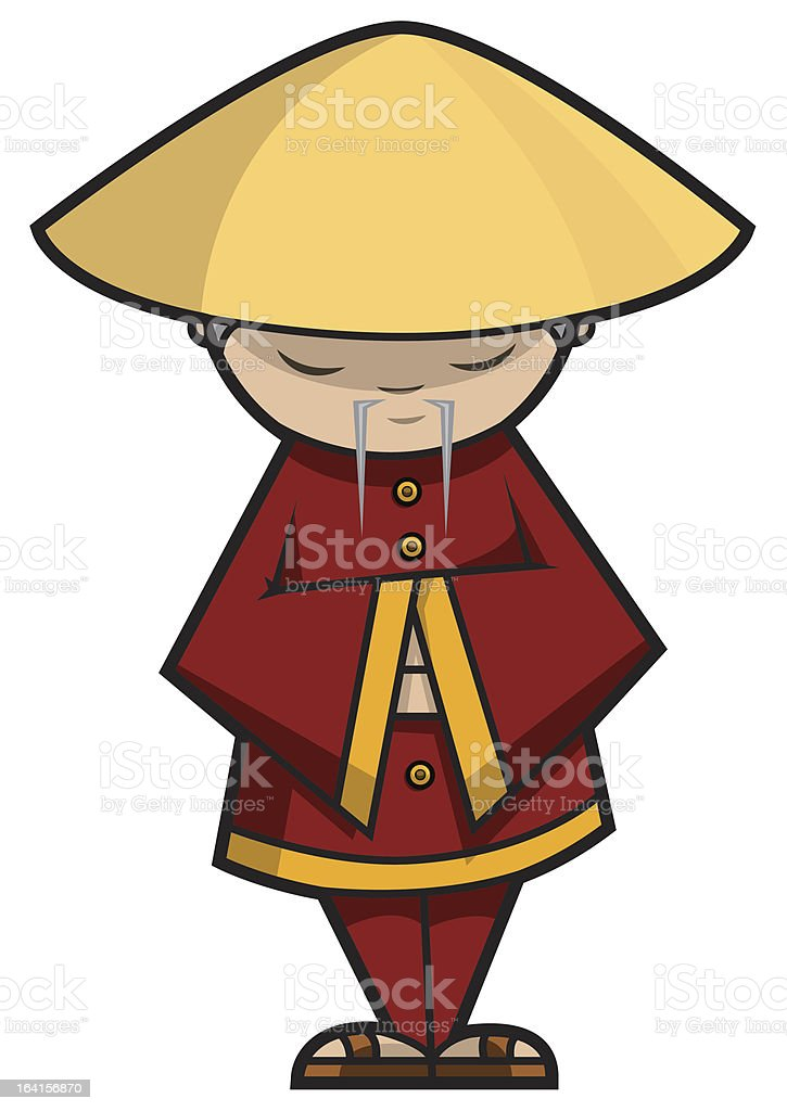 royalty free chinese man clip art vector images illustrations rh istockphoto com chinese clip art free chinese clip art images