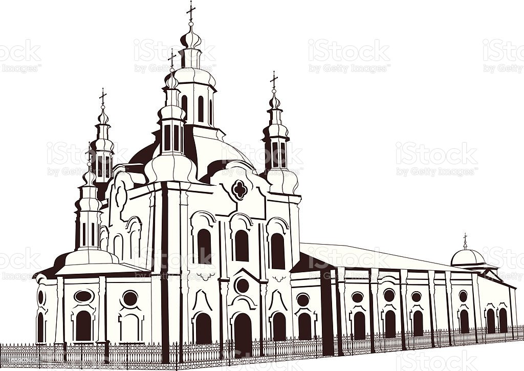 Chirch royalty-free chirch stock vector art & more images of architecture