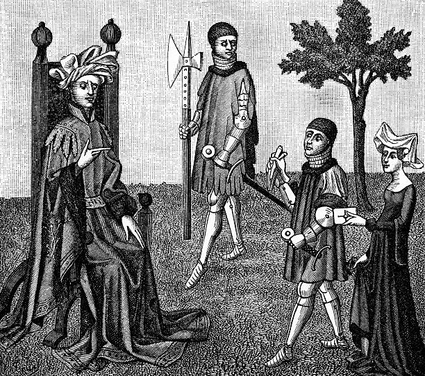chivalry in the middle ages illusion or Chivalry was, in the conception of the time, an order of merit its members were called knights (4) chivalric loyalty to the mistress of his supreme affection was the first article in the creed of the true knight this was a religious belief as hallam points out that he who was faithful and true to his lady.