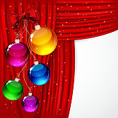 """""""Christmas background. EPS 10 file, contains transparencies"""""""
