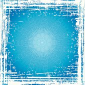"""""""blue christmas background with snowflakes,vector illustration"""""""