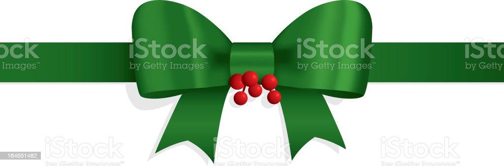 Christmas Bow royalty-free christmas bow stock vector art & more images of christmas