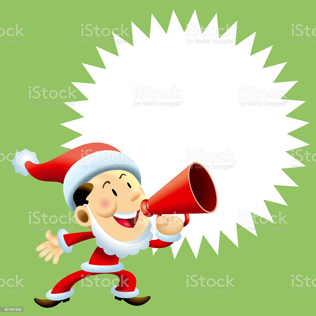 Christmas Business Man 01 Stock Vector Art & More Images of Color ...