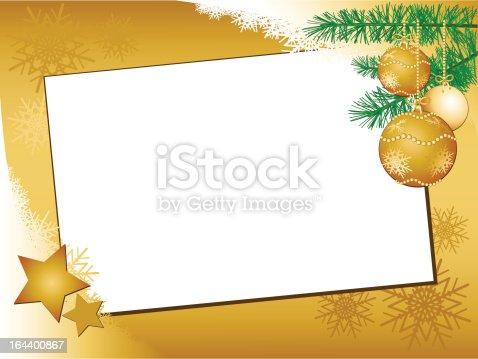 istock Christmas card 164400867