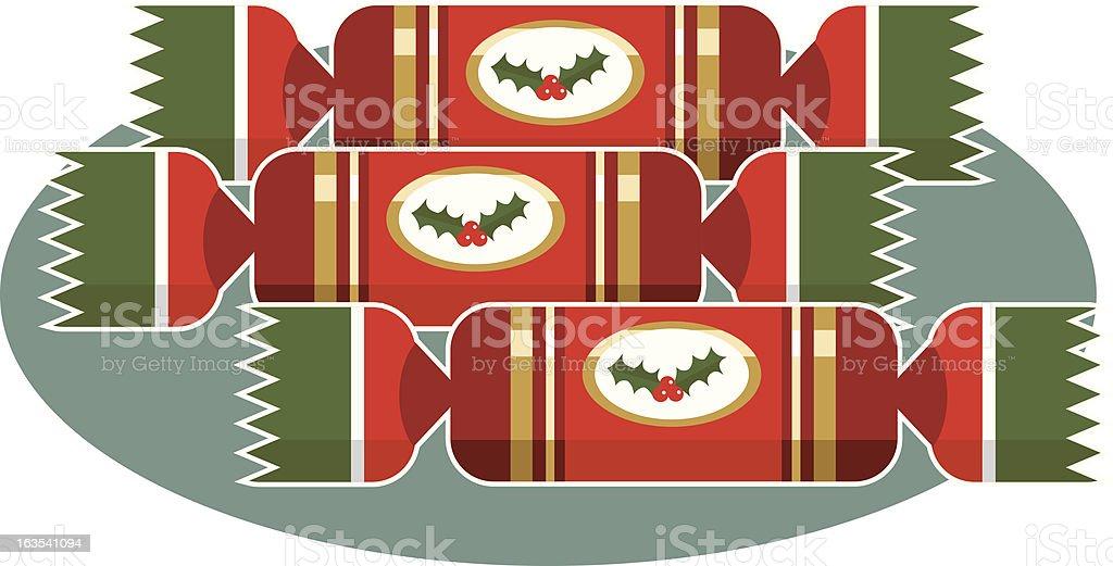 Biscuits de Noël - Illustration vectorielle