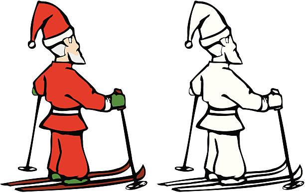 Christmas Elf – Vektorgrafik