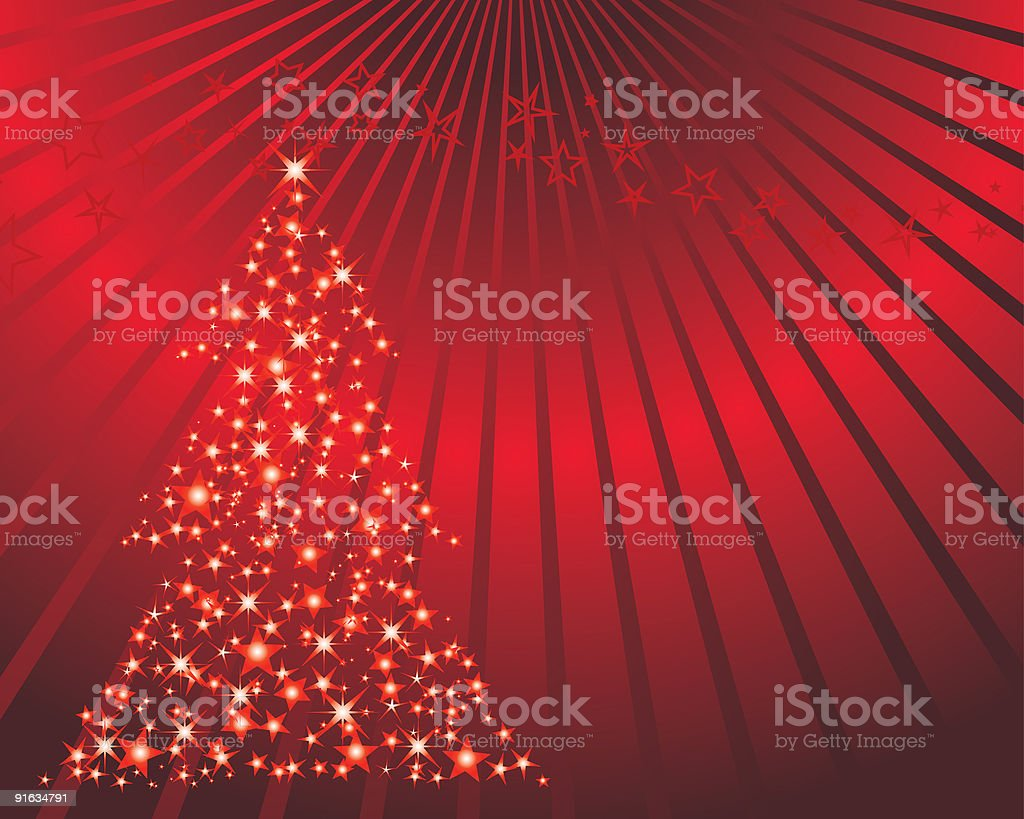 Christmas fir-tree royalty-free christmas firtree stock vector art & more images of abstract