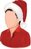 Christmas Icon Male