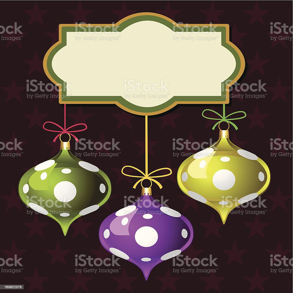 Christmas vector art illustration