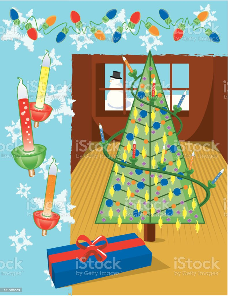 christmas morning royalty-free christmas morning stock vector art & more images of celebration