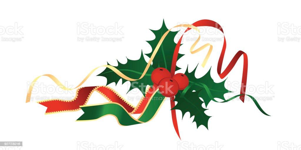 Christmas Ornament royalty-free stock vector art