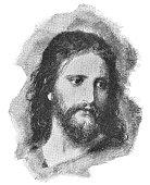 Christ's Image by Heinrich Hofmann - 19th Century