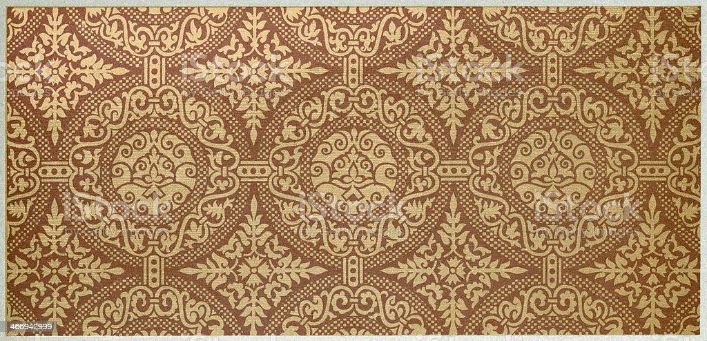 Circular Design - 16th Century royalty-free stock vector art