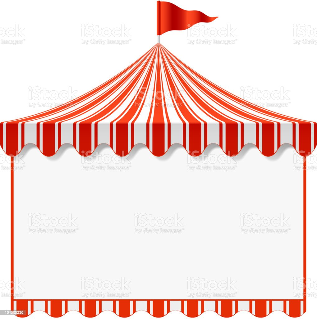 royalty free circus tent clip art vector images illustrations rh istockphoto com circus tent clipart black and white circus tent top clipart