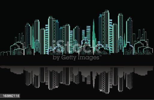 istock City At Night 163862115