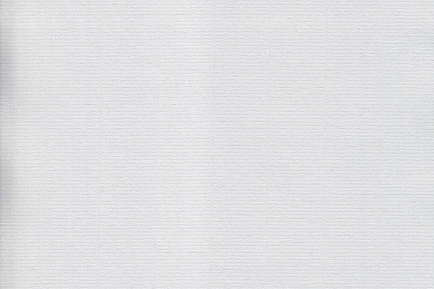 close up of white art paper ideal for graphics backgrounds - textured effect stock illustrations