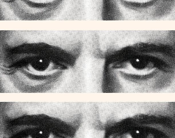 Closeup of Eyes Closeup of Eyes close up stock illustrations