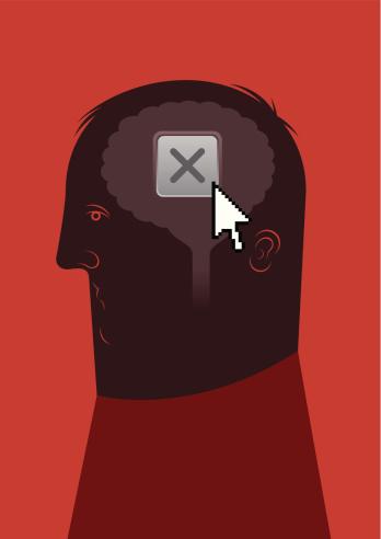 closing brain