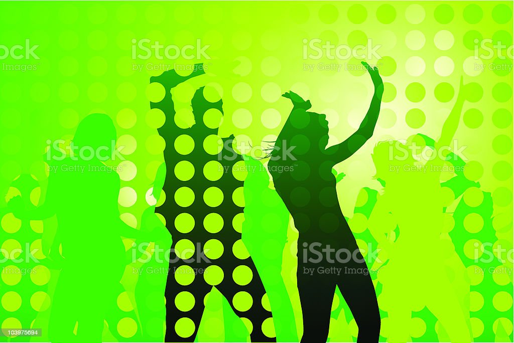 Club life royalty-free club life stock vector art & more images of adult