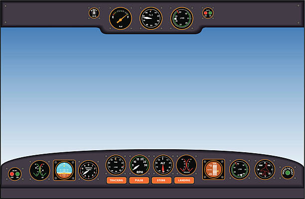 Instrument Panel Clip Art : Royalty free control panel clip art vector images