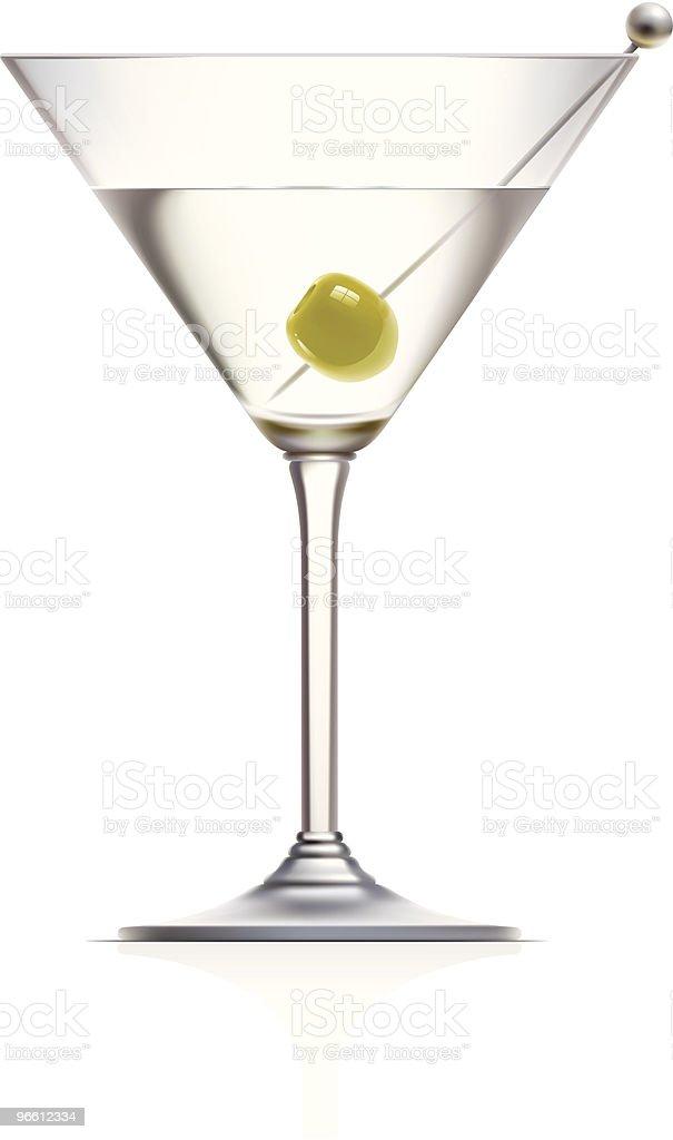 Cocktail - Royalty-free Dranken vectorkunst