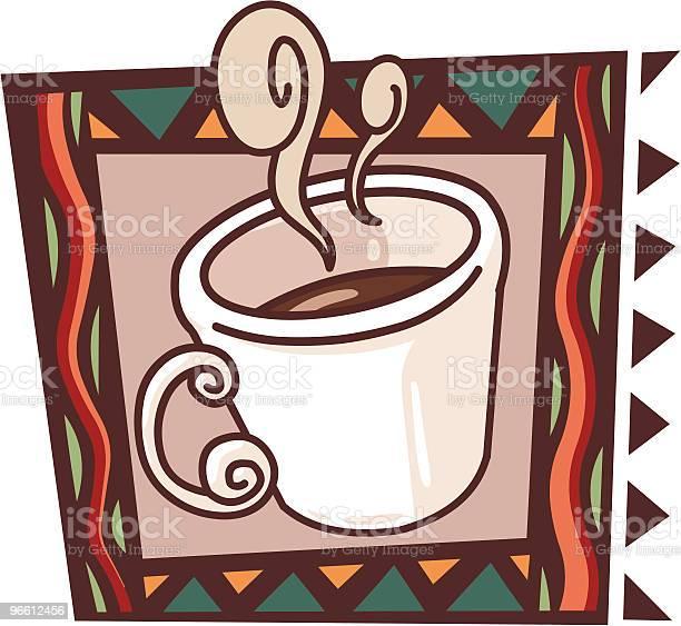 Coffee Icon-vektorgrafik och fler bilder på Coffee shop