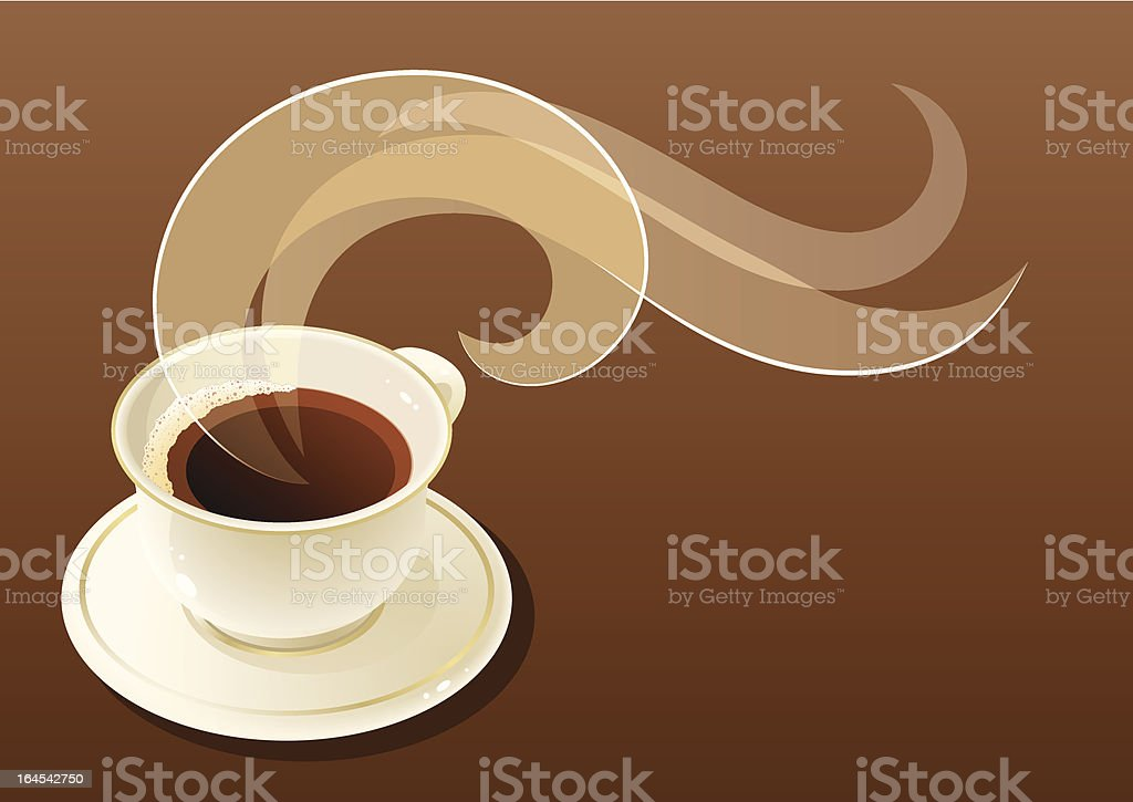 Coffee royalty-free coffee stock vector art & more images of backgrounds