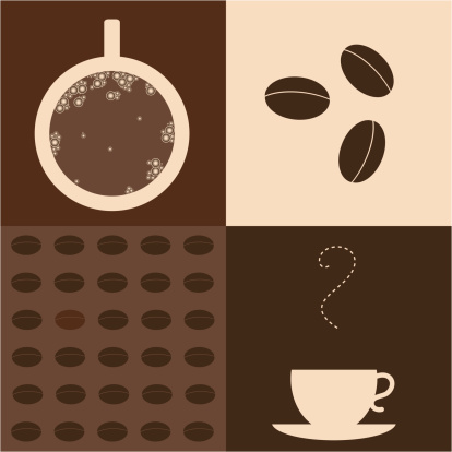 Coffee Stock Illustration - Download Image Now