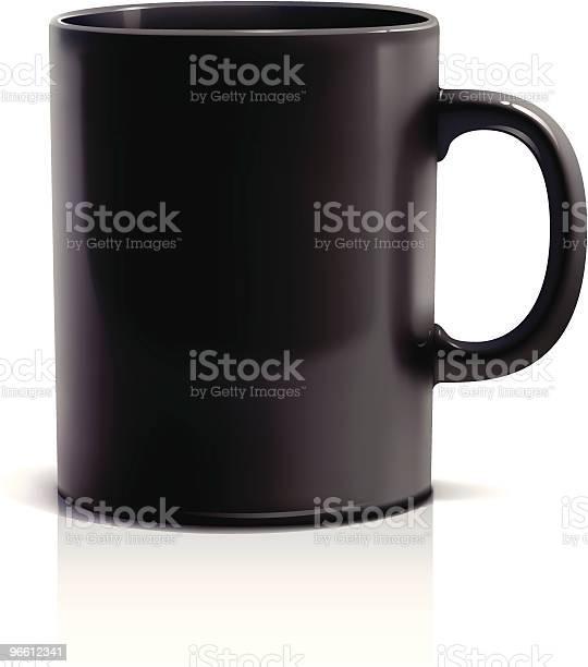 Coffee Mug-vektorgrafik och fler bilder på Cappuccino