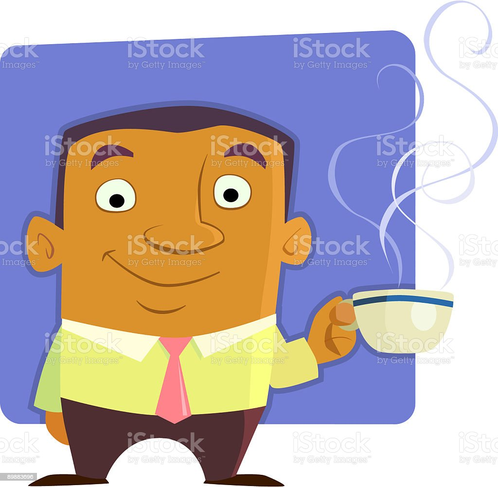 Coffee Sipper royalty-free coffee sipper stock vector art & more images of adult