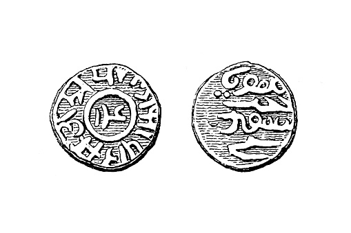 Coin of Genghis Khan