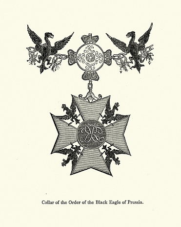 Collar of the Order of the Black Eagle of Prussia