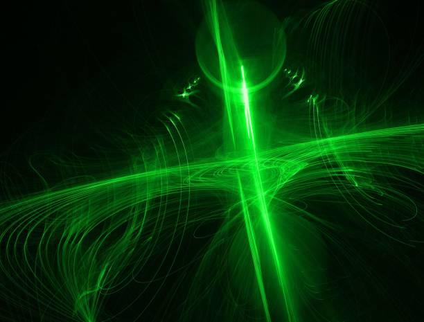 RGB collection: Green - illustrazione arte vettoriale