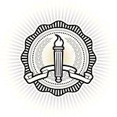 istock Collegiate seal 165606516