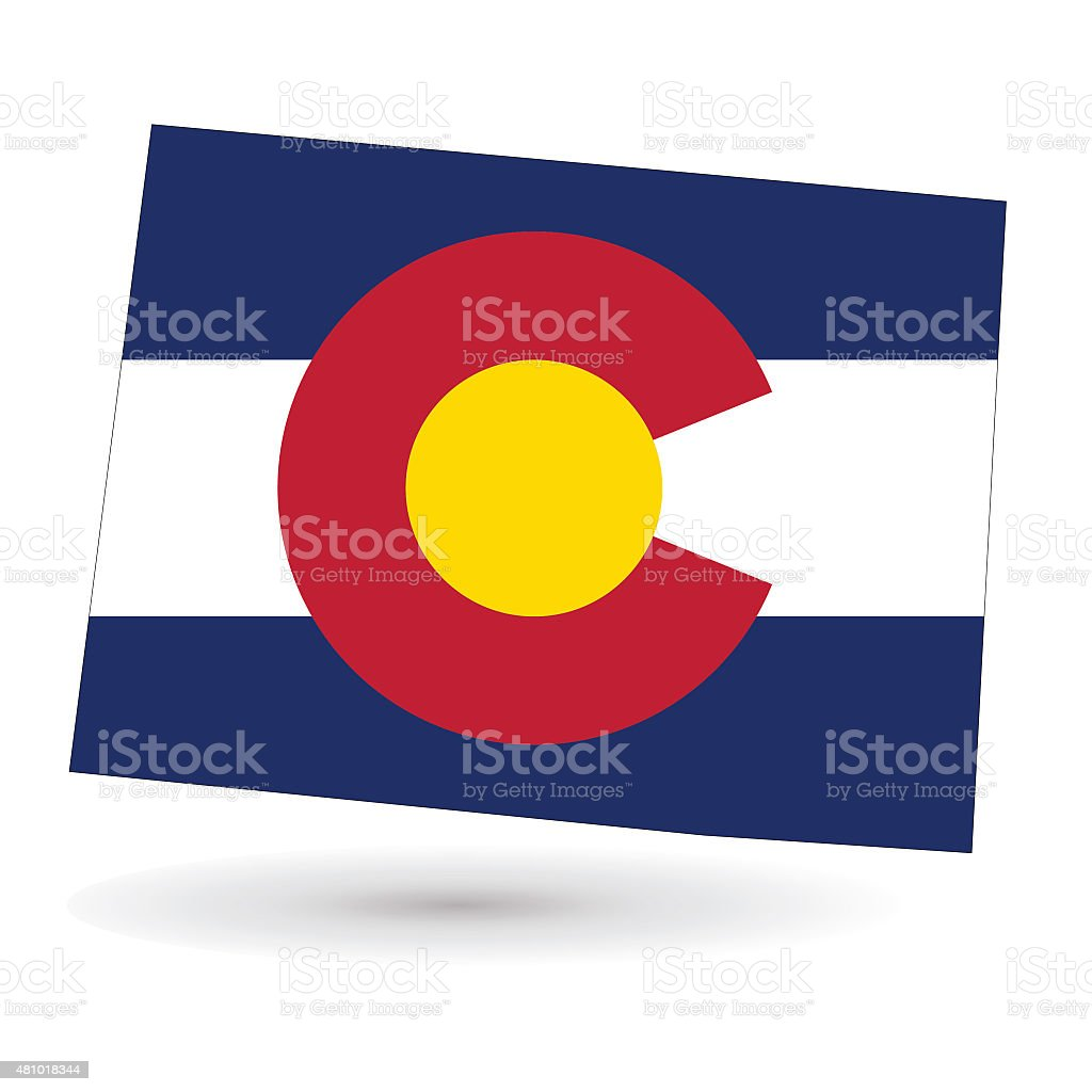Royalty Free Colorado State Flag Clip Art Vector Images Rh Istockphoto Com