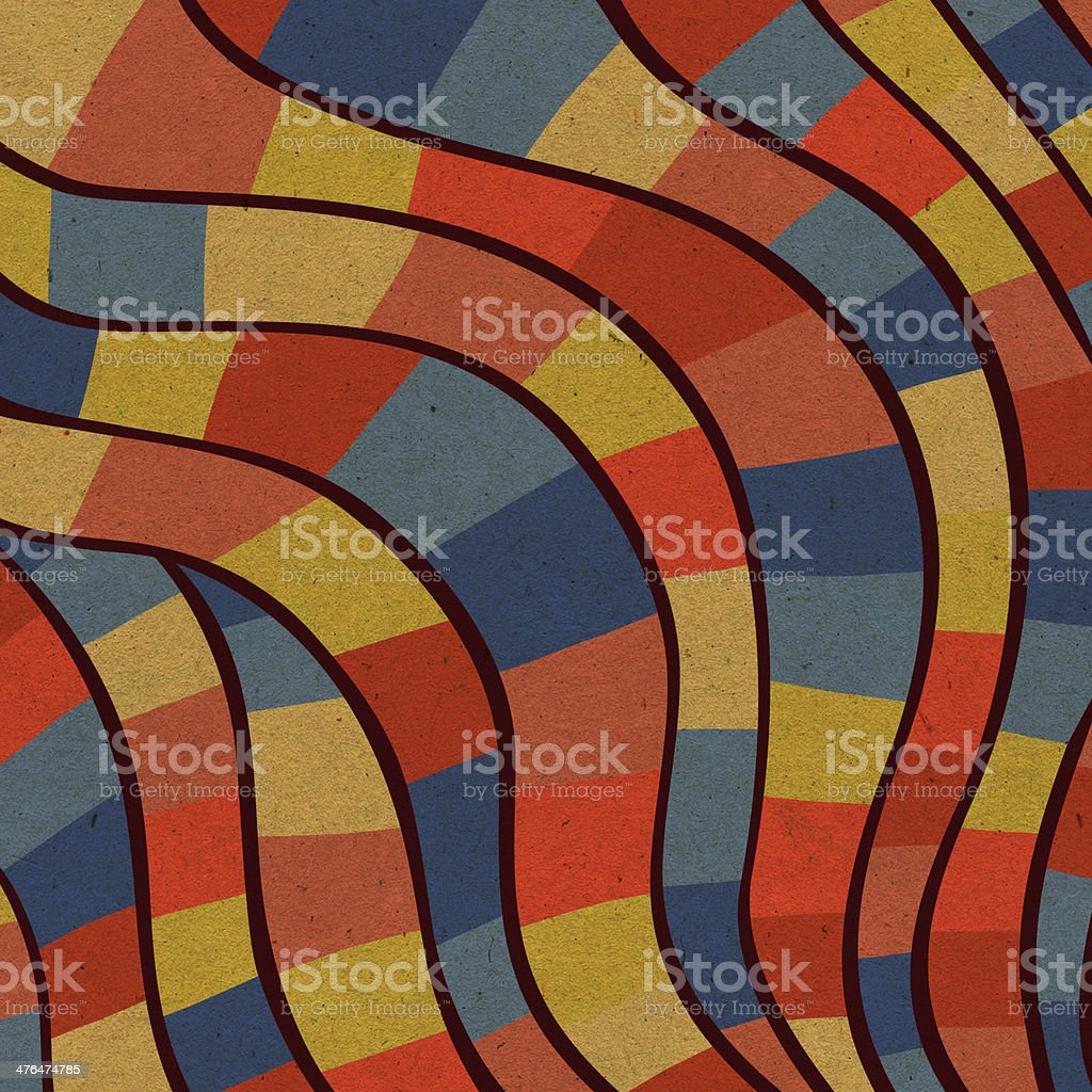 Colorful background with rectangles royalty-free stock vector art