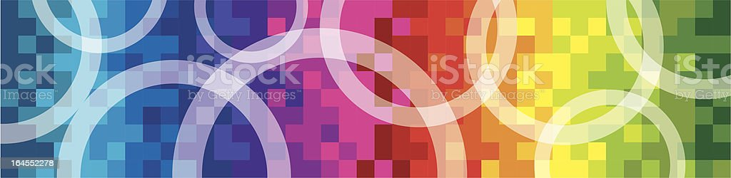 Colorful Banner royalty-free stock vector art