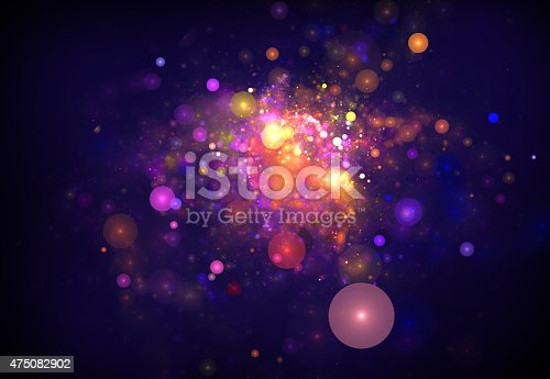 istock Colorful Fireworks 475082902