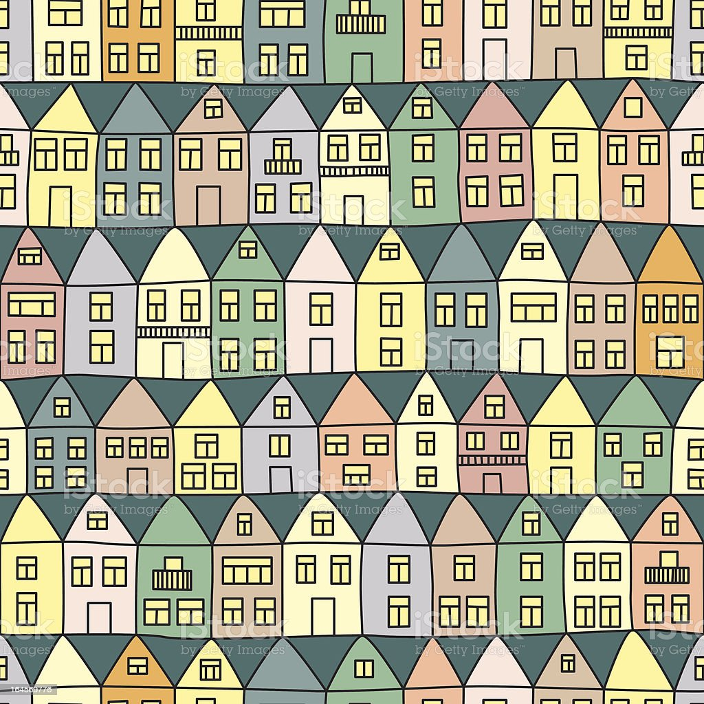 Colorful houses royalty-free colorful houses stock vector art & more images of abstract