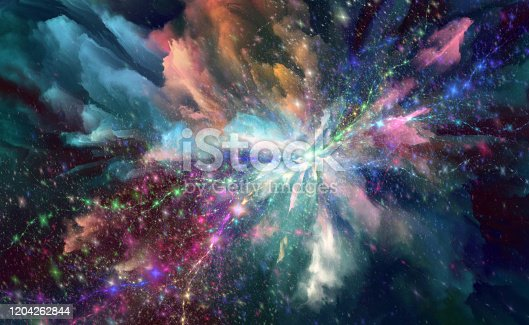 1140073628 istock photo colorful rainbow holi paint color powder explosion isolated black background 1204262844