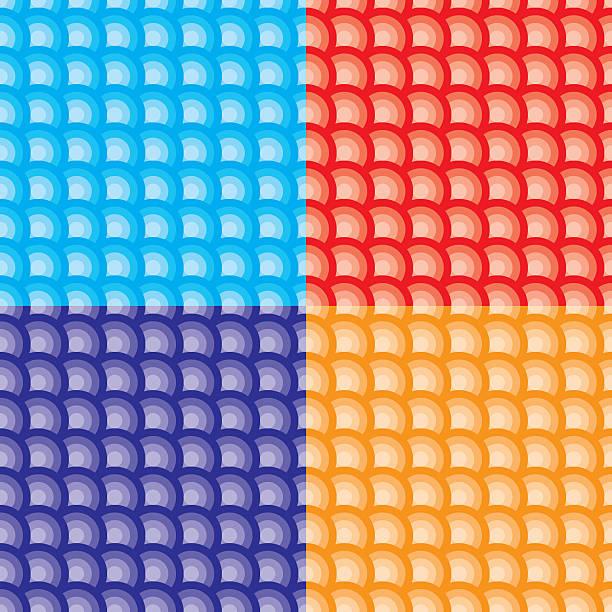Colorful Vector Bubbles vector art illustration
