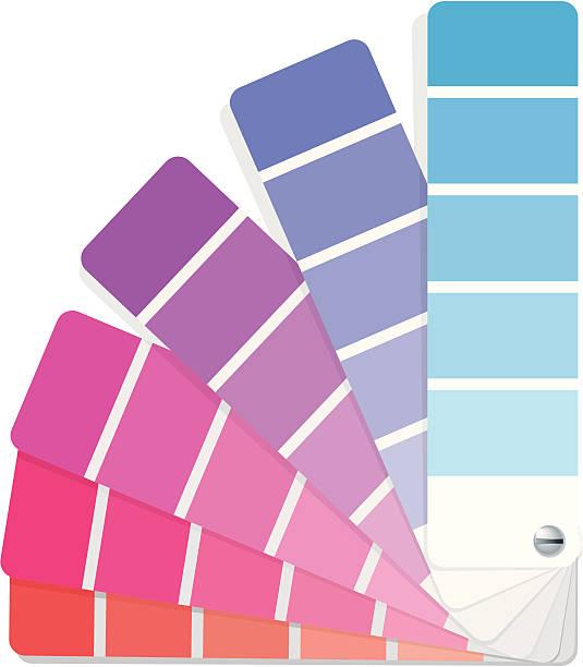 ilustrações, clipart, desenhos animados e ícones de amostra de cor - amostra de cor