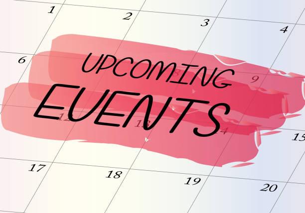 3 631 Coming Events Illustrations Clip Art Istock