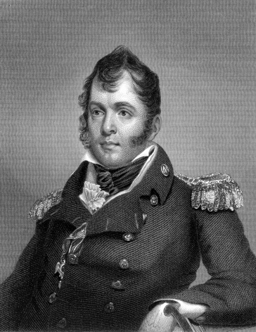 Commodore Oliver Perry, United States Navy