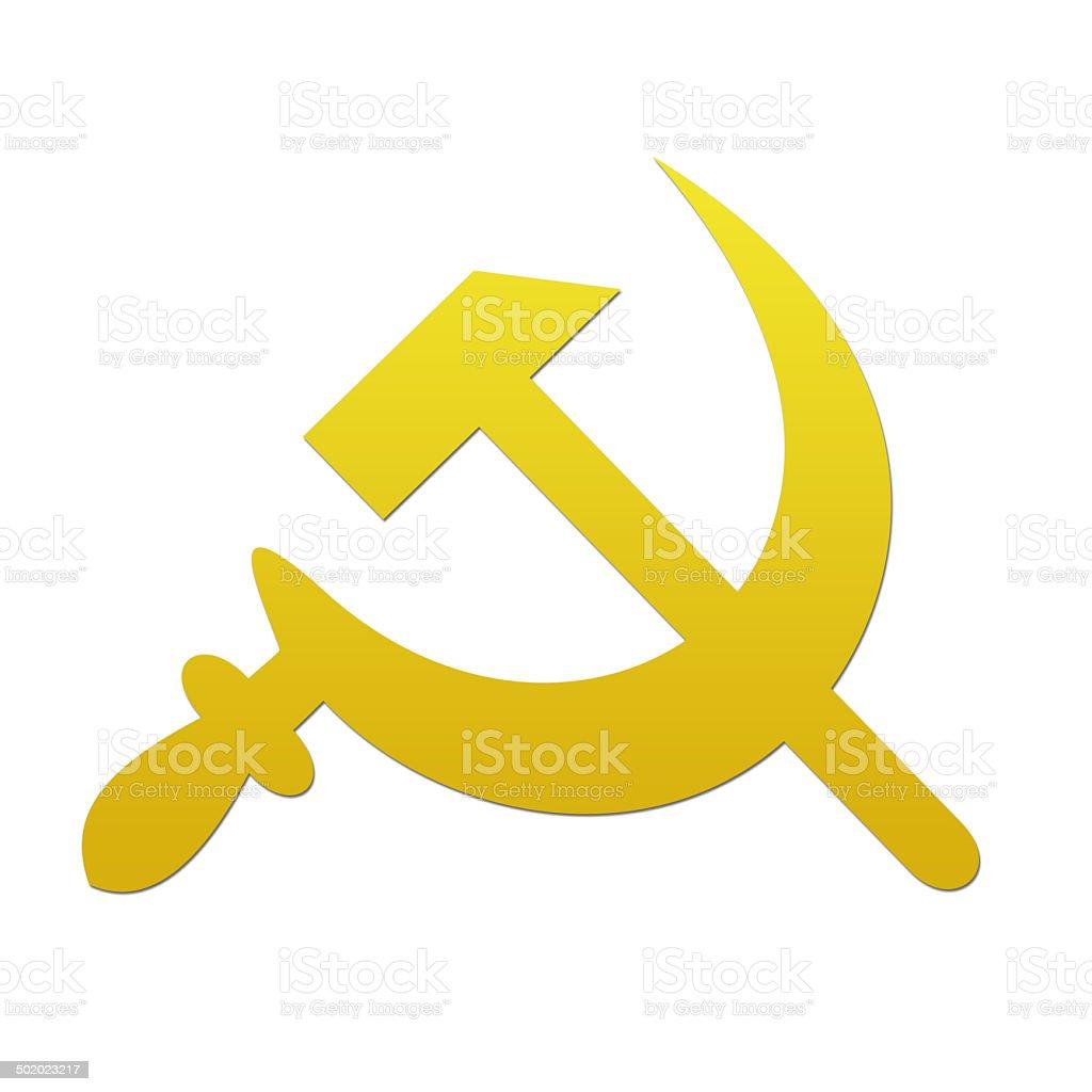 Communism symbol stock vector art more images of abstract communism symbol royalty free communism symbol stock vector art amp more images of biocorpaavc