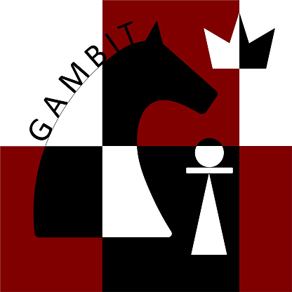 International chess day, Chess tournament, chess, tournament, vector, illustration, international, day, gambit, strategy, club, game, king, crown, knight, pawn, white, black, your turn, party, novice, duel, gambit, strategy, chess piece, cage, board, field, July 20, sports, icon, logo, advertising, banner, shapes