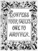 Confess Your Faults One To Another (Victorian religious text)