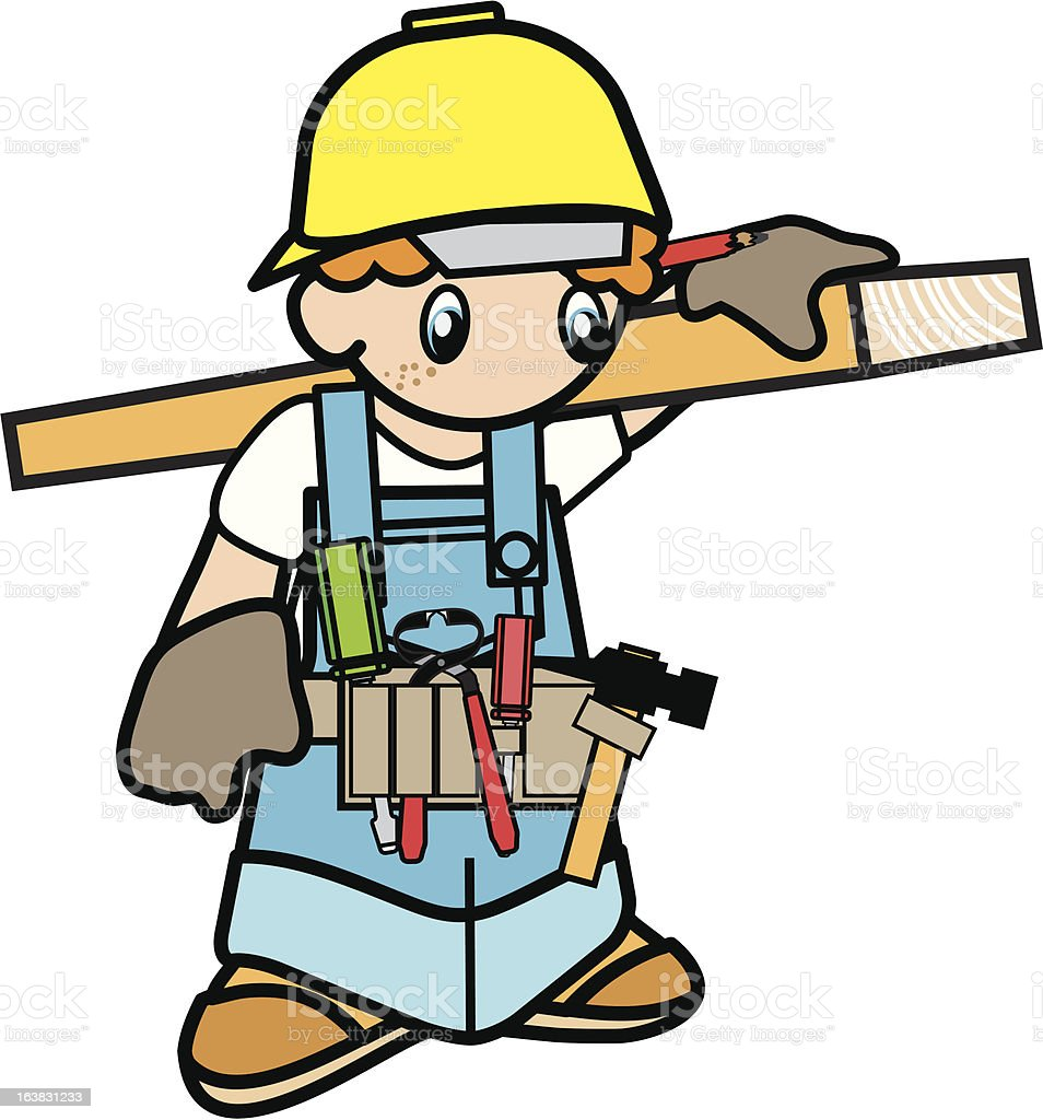 construction worker royalty-free construction worker stock vector art & more images of boys